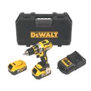 DeWalt DCD790P2 18V 5.0Ah Li-Ion XR Brushless Cordless Drill Driver
