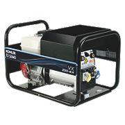 SDMO VX200/4H 4000W 200A DC Generator & Welding Set 230V/110V