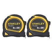 Stanley Tylon Tape Measures 8m (16