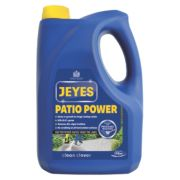 Jeyes Patio Power Outdoor Hard Surface Cleaner 4Ltr