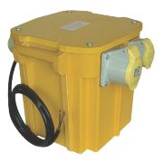 Portable Transformer with 3 Output Sockets 5kVA