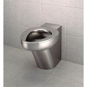 Back-to-Wall Toilet Pan 355 x 585 x 400mm