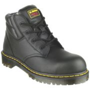 Dr Martens Icon 7B09 Safety Boots Black Size 6