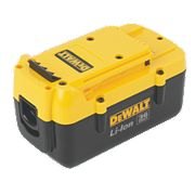 DeWalt DE9360-XJ 2.0Ah Li-Ion Battery 36V