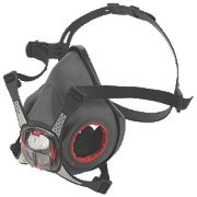 JSP Force 8 BHT003-0L5-074 Half Mask Without Filters