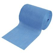 Semi-Disposable Cleaning Cloths Blue 2 Pack
