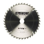 Erbauer TCT Circular Saw Blade 40T 254 x 30mm