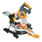 Evolution Rage3-S300 210mm Multipurpose Sliding Mitre Saw 230v