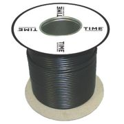 Conduit Wiring Cable 6491X 1-Core 1.5mm² x 100m Black