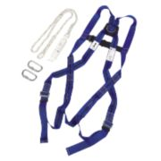 Miller Fall Arrest Kit with 2M shock absorbing Lanyard