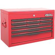 Hilka Pro-Craft 9-Drawer Heavy Duty Tool Chest with Ball Bearing Slides