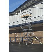 Lyte SF18NW42 Helix Narrow Width Industrial Tower 4.2m