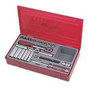"Teng Tools Modular ¼"" Drive Socket Set 35Pcs"