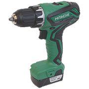 Hitachi DS10DFL2/JL 10.8V 1.5Ah Li-Ion Cordless Drill Driver