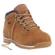 Site Meteorite Sundance Safety Boots Brown Size 11