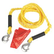 Ring 2-Tonne Tow Rope 3.6m