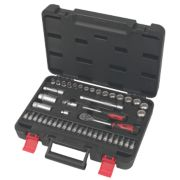 Forge Steel Socket Set 3/8