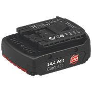 Bosch 14.4V 1.3Ah Li-Ion Slot-In Battery