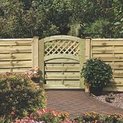 Grange Fencing Elite St Melior Gate 900 x 980mm