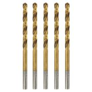 Erbauer Ground HSS Drill Bit 4mm Pack of 5