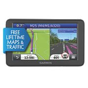 Garmin Dezl 560LMT Sat Nav with Europe Maps