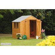 Larchlap Shiplap Apex Shed 7