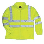HI VIS FLEECE Y L