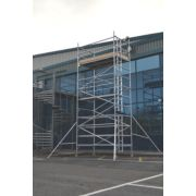 Lyte SF25DW52 Helix Double Width Industrial Tower 5.2m