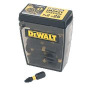 DeWalt DT70527T-QZ Extreme Impact Torsion Bit Box PZ#2 x 25mm Pack of 25