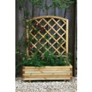 Forest Toulouse Planter Natural 0.4 x 1.2 x 1m