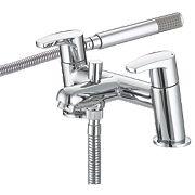 Bristan Orta Dual Lever Bath/Shower Mixer Tap