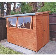 Single Slope Roof Workshop 8