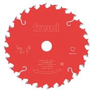 Freud LCL6M 01062 TCT Circular Saw Blade 24-Tooth 165mm x 20mm Bore
