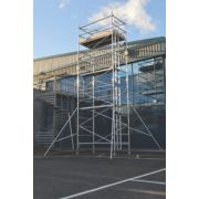 Lyte SF25DW67 Helix Double Width Industrial Tower 6.7m