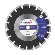 Marcrist AS750 Asphalt Diamond Blade 300 x 20mm