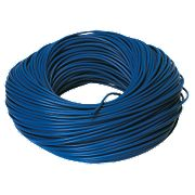 PVC Sleeving 3mm x 100m Blue