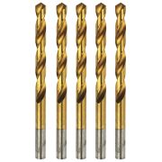 Erbauer Ground HSS Drill Bit 7mm Pack of 5