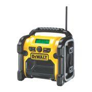 DeWalt XR DCR019-GB Compact AM/FM Radio 240V