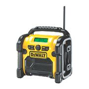 DeWalt XR DCR019-GB Compact AM/FM Radio 240V