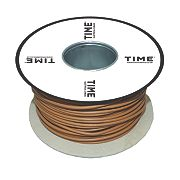 Conduit Wiring Cable 6491B LSF 1-Core 1.5mm² x 100m Brown