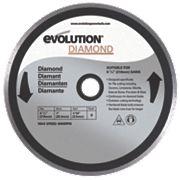 Evolution 210mm Diamond Blade