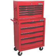 Hilka Pro-Craft 14-Drawer Combination Set with Ball Bearing Slides