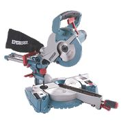 Erbauer ERB609MSW 210mm Single Bevel Sliding Mitre Saw 230V