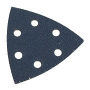 Norton Expert Delta Sanding Triangles Punched 100 x 95mm 40 Grit Pack of 5