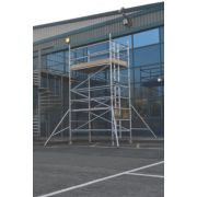 Lyte SF18DW37 Helix Double Width Industrial Tower 3.7m