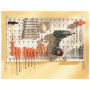 RB UK Workshop Storage Kit White 800 x 30 x 500mm