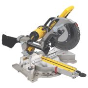 DeWalt DWS780-LX 305mm Double-Bevel Compound Sliding Mitre Saw 110V
