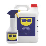 WD-40 & Spray Applicator 5Ltr