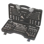 Socket & Wrench Set 89Pcs