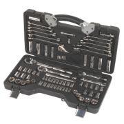Socket & Wrench Set 89Pcs